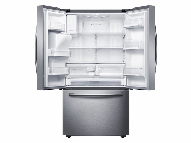 Best Counter Depth Refrigerator 2015 >> 23 Cu Ft French Door Refrigerator In Stainless Steel