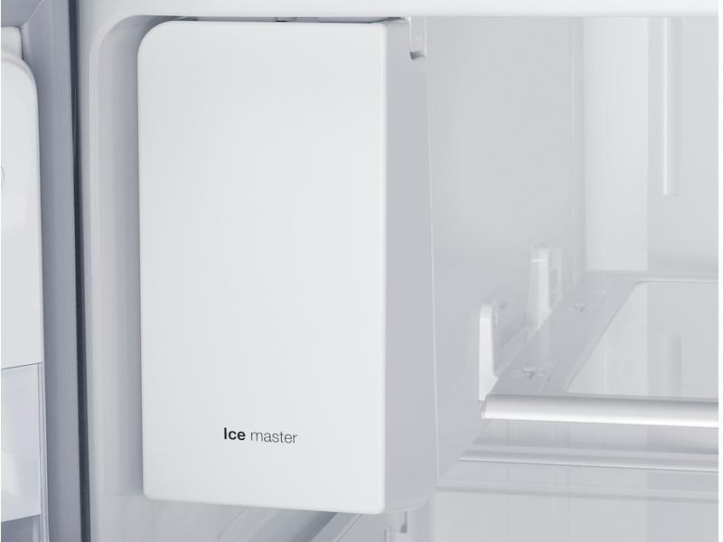 23 cu  ft  French door Refrigerator