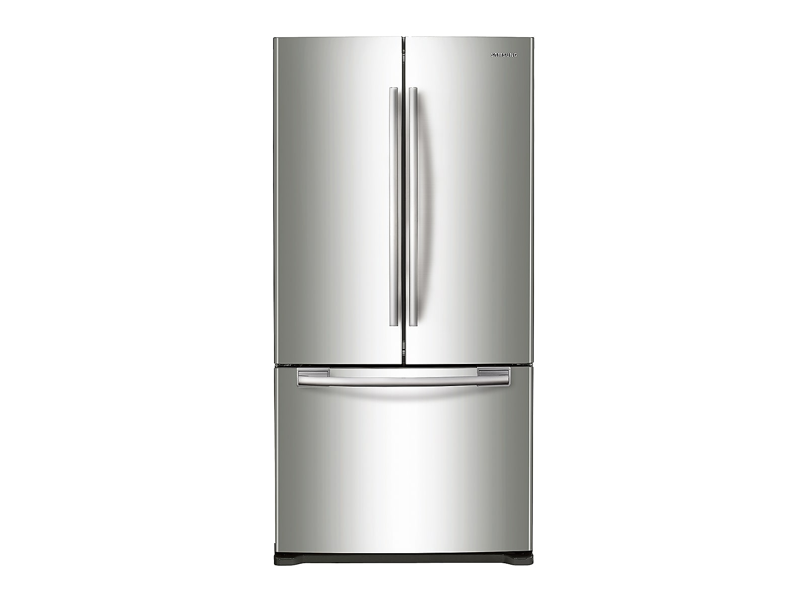 Samsung 20 cu. ft. French Door Refrigerator in Stainless Steel(RF20HFENBSR/US)