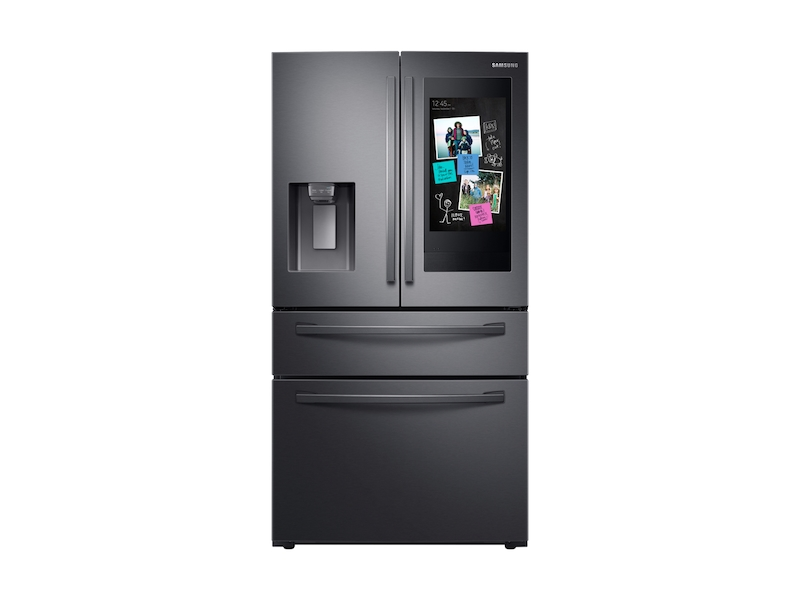 Samsung 22 cu. ft. 4-Door French Door Refrigerator with Family Hub