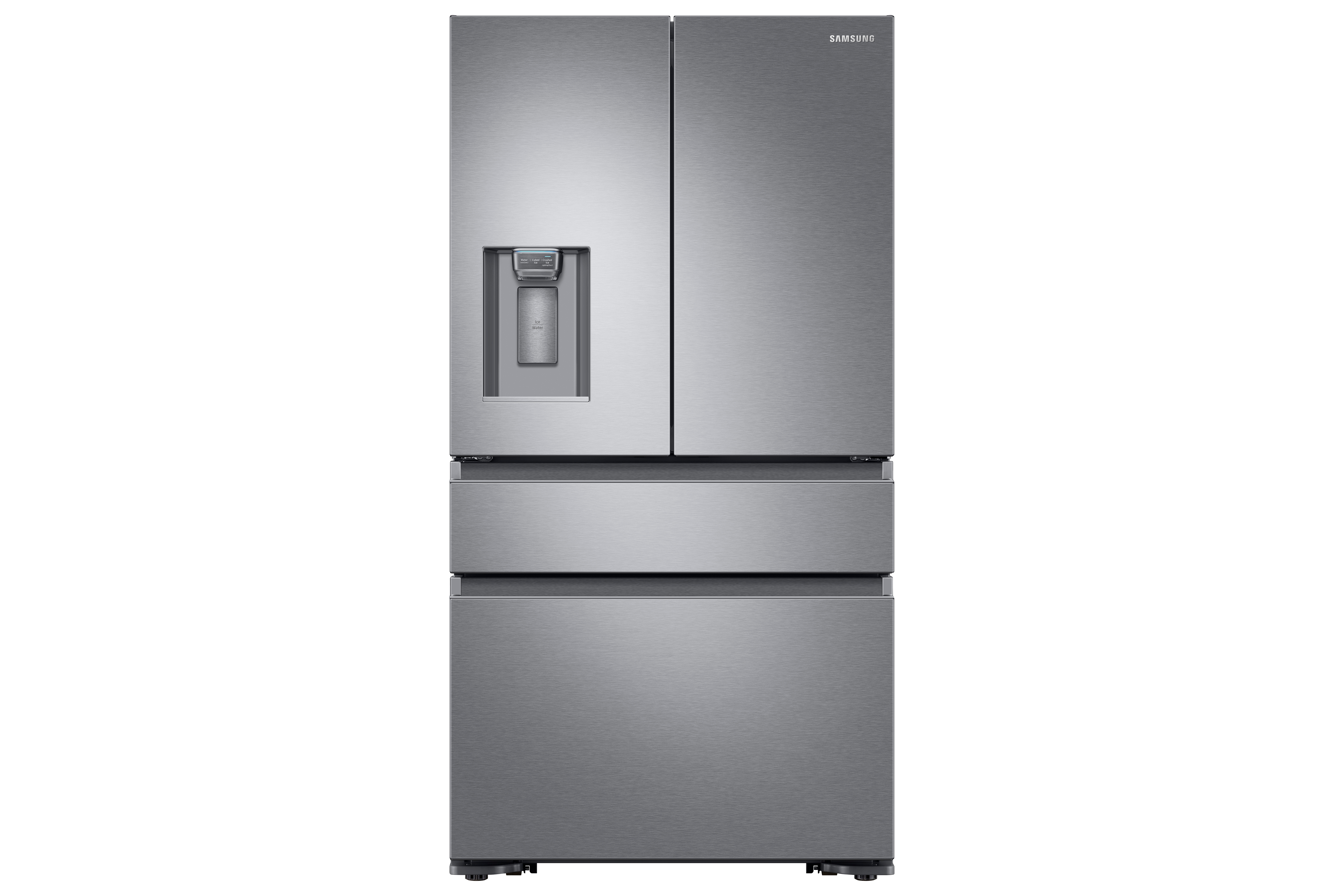 23 cu ft capacity counter depth 4 door french door refrigerator refrigerators rf23m8070sr aa. Black Bedroom Furniture Sets. Home Design Ideas
