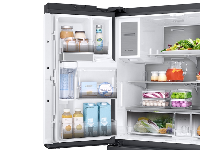 22 cu. ft. Capacity Counter Depth 4-Door French Door Refrigerator with Family Hub™(2017)