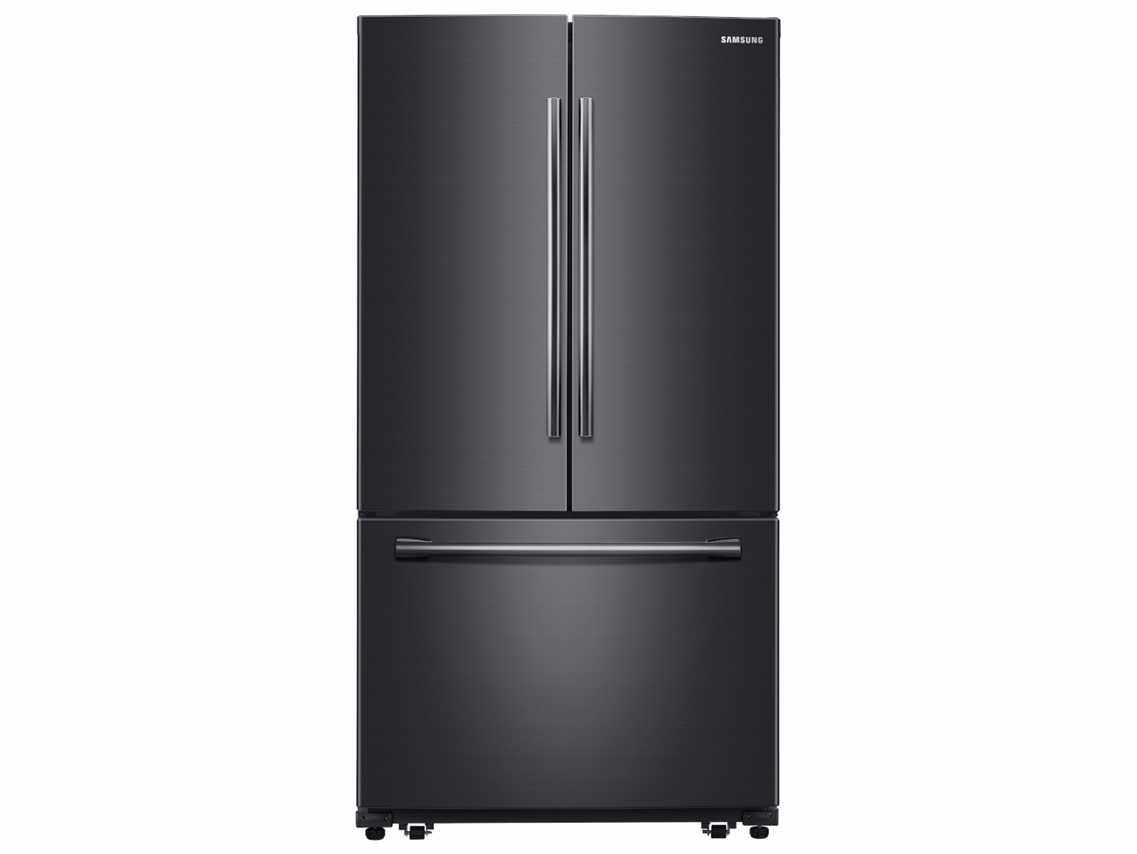 Fingerprint Resistant Black Stainless Steel
