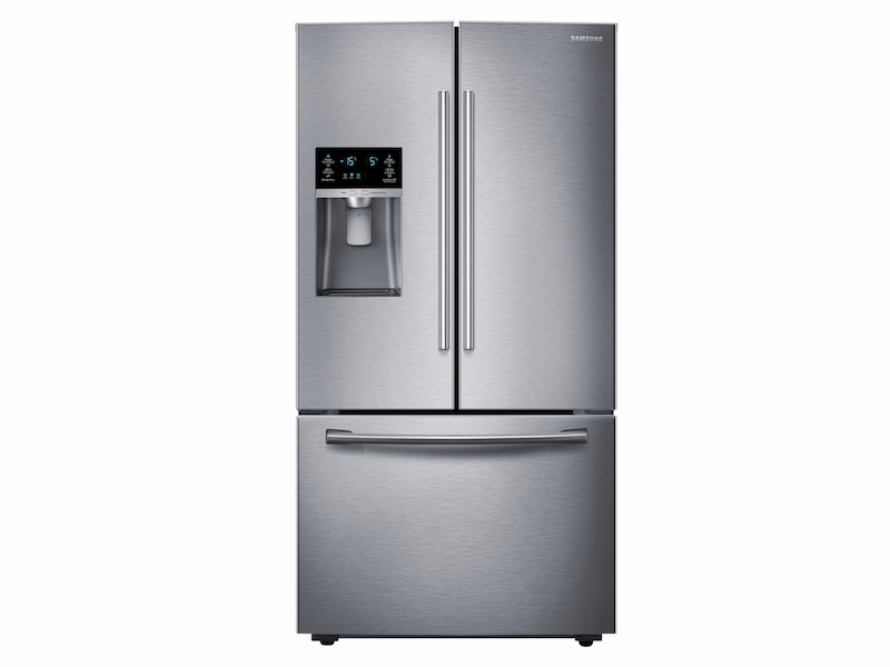 28 Cu Ft French Door Refrigerator With Coolselect Pantry In Stainless Steel