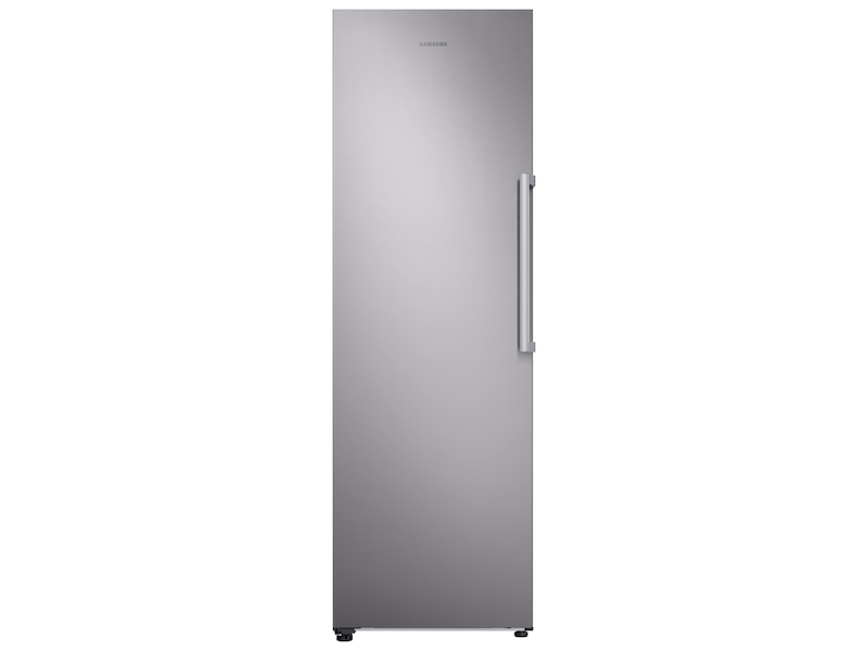 11.4 cu. ft. Capacity Convertible Upright Freezer in Stainless Look