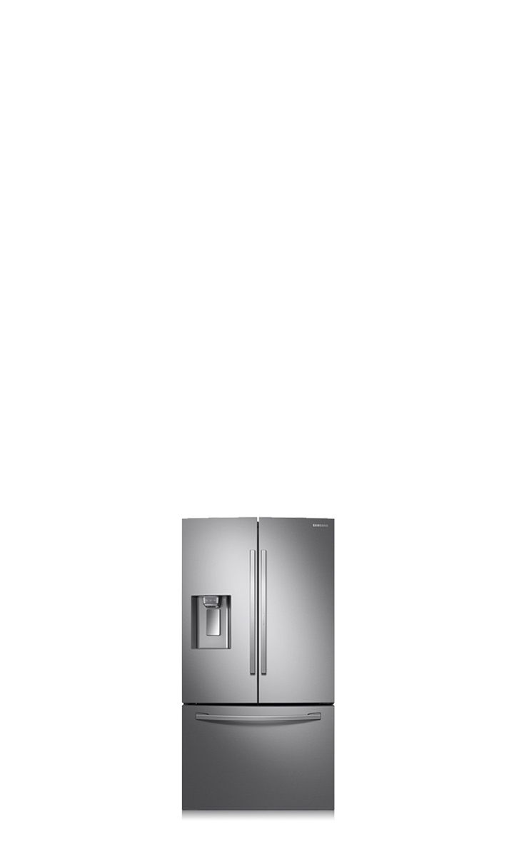 Save up to 40% on refrigerators.