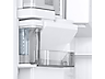 Thumbnail image of 28 cu. ft. Smart 3-Door French Door Refrigerator with AutoFill Water Pitcher in White