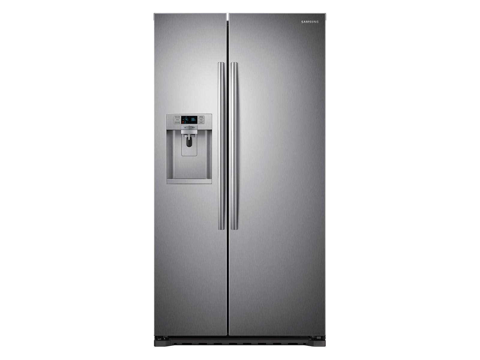 22 Cu Ft Counter Depth Side By Side Refrigerator Refrigerators