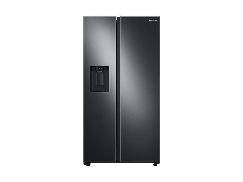 Side By Side Refrigerator With Ice Maker Rs27t5200sg Samsung Us