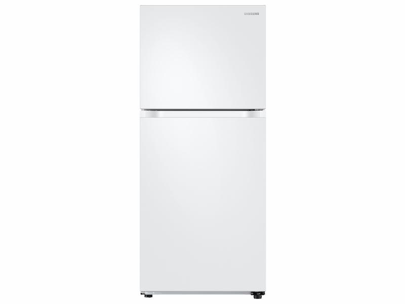 Beau Capacity Top Freezer Refrigerator With FlexZone™ Refrigerators    RT18M6213WW/AA   Samsung US