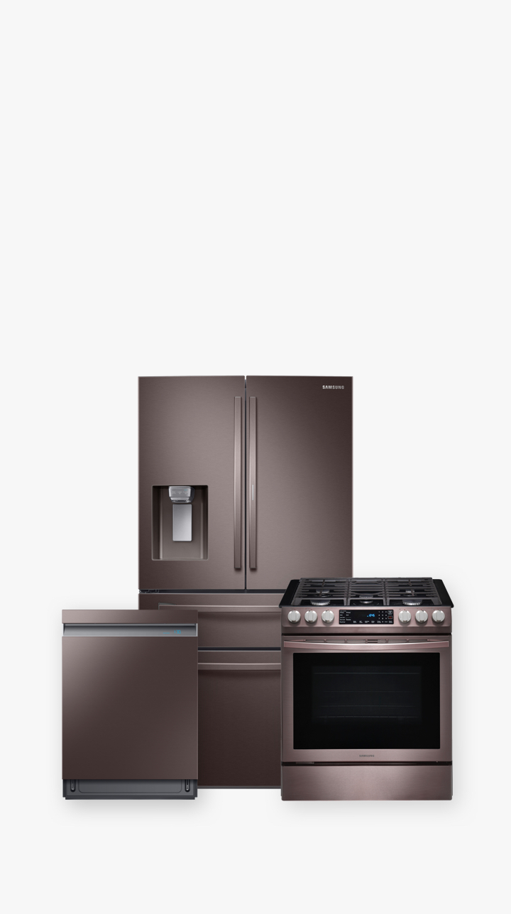 Tuscan Stainless Steel Appliances | Samsung US