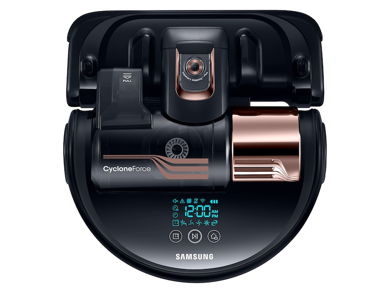 POWERbot™ Turbo Robot Vacuum in Ebony Copper Vacuum - VR2AK9350WK