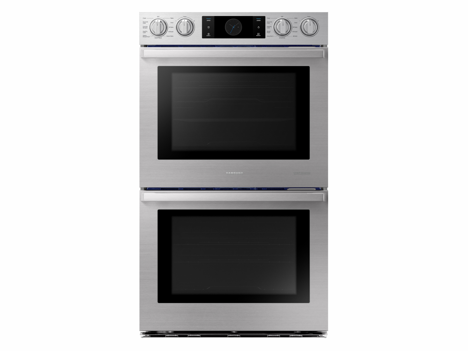 "30"" Chef Collection Double Wall Oven with Flex Duo™"