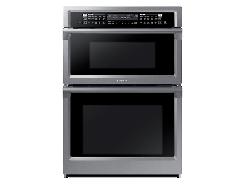 30 Combination Microwave Wall Oven Ovens Nq70m6650ds Aa Samsung Us