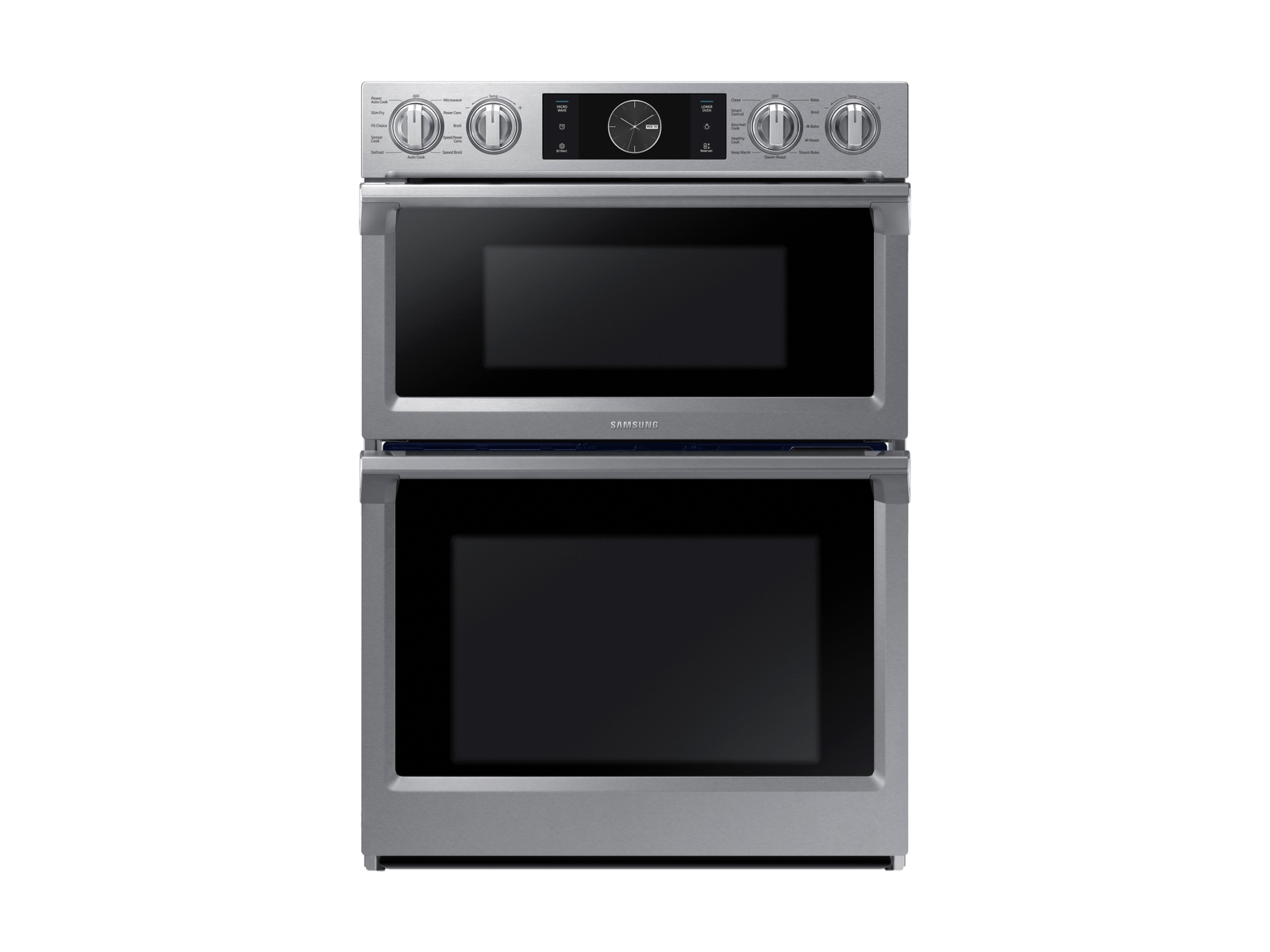 30 Flex Duo Microwave Combination Wall Oven in Stainless Steel