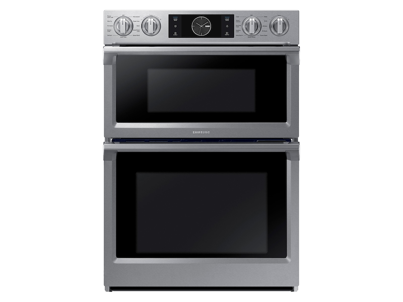 30 Microwave Combination Wall Oven With Flex Duo Ovens Nq70m7770ds Aa Samsung Us