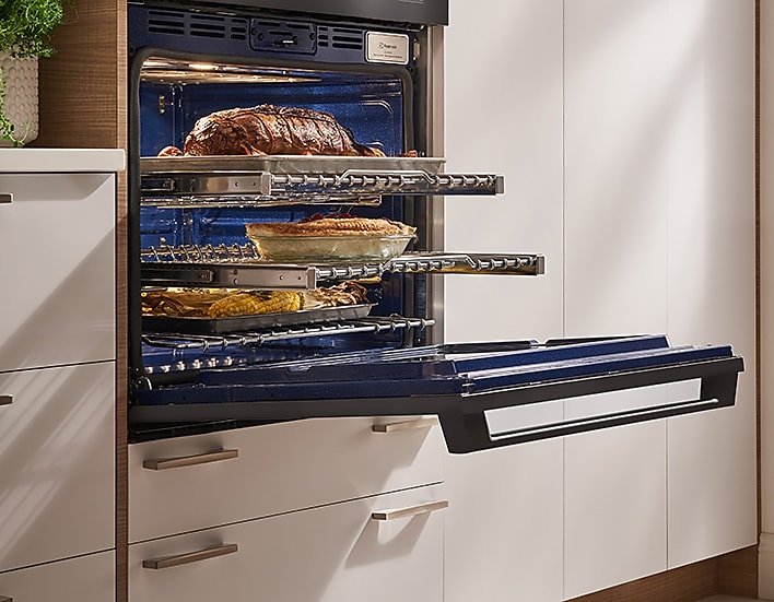 30 Quot Microwave Combination Chef Collection Oven With Flex
