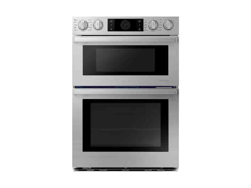 """30"""" Flex Duo™ Chef Collection Microwave Combination Wall Oven in Stainless Steel"""