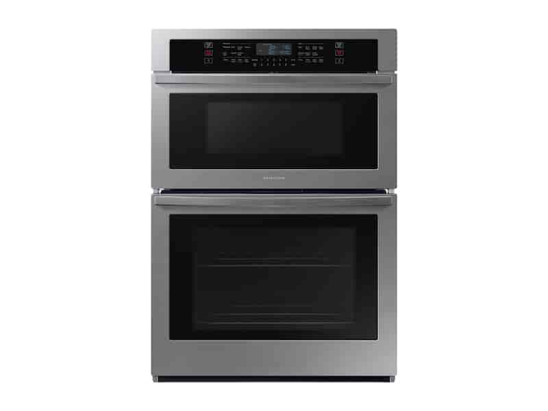 """30"""" Smart Microwave Combination Wall Oven in Stainless Steel"""
