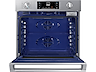 """Thumbnail image of 30"""" Single Wall Oven with Flex Duo™"""