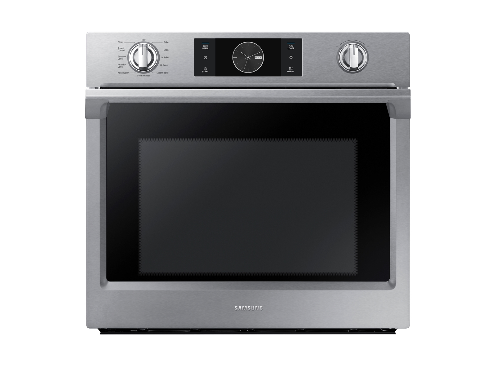"30"" Flex Duo Single Wall Oven in Stainless Steel"
