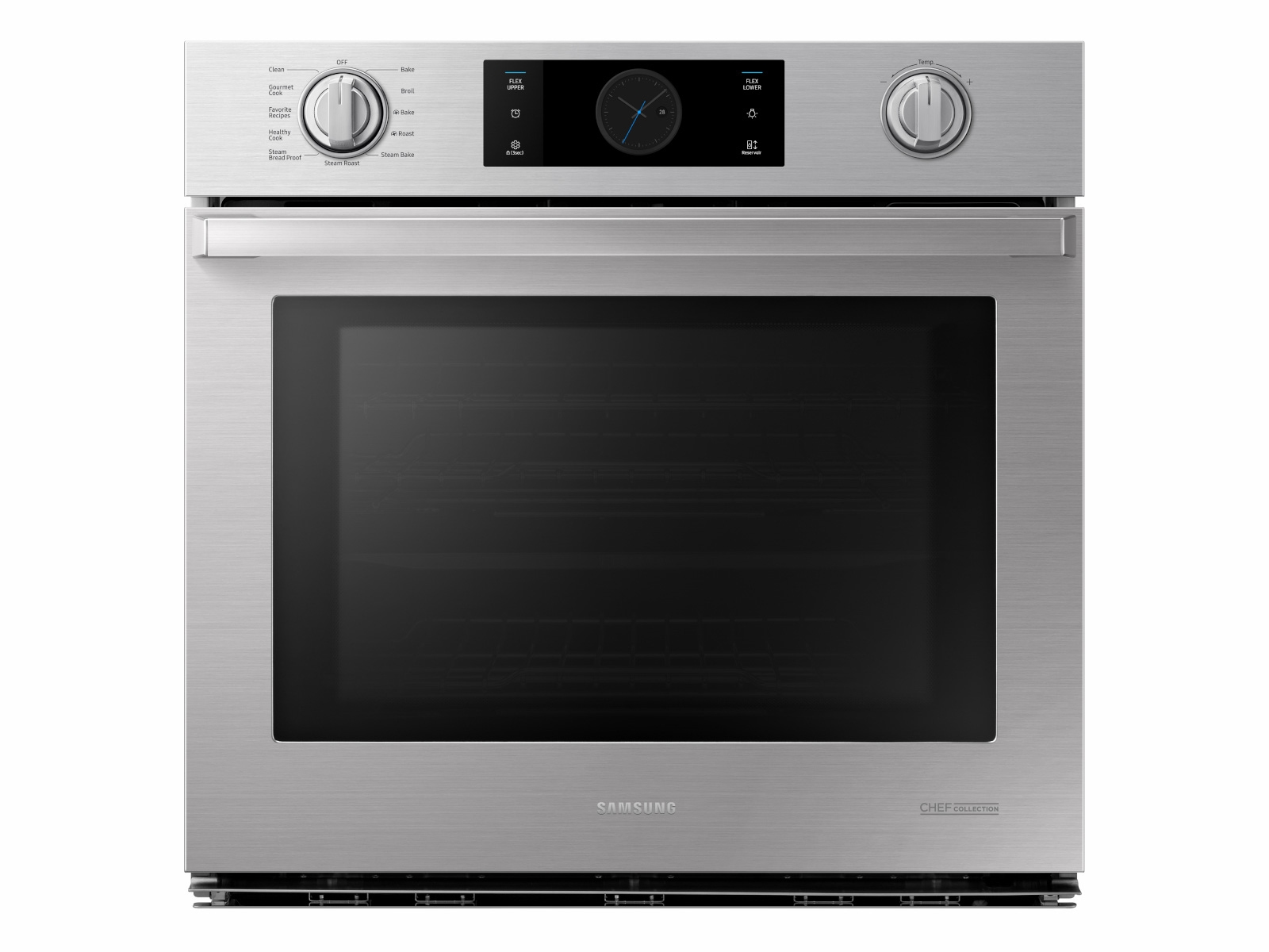 "30"" Chef Collection Single Wall Oven with Flex Duo™"