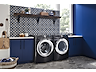 Thumbnail image of 4.5 cu. ft. Front Load Washer with Vibration Reduction Technology in Black Stainless Steel