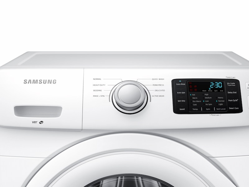 WF5000 4.2 cu. ft. Front Load Washer on