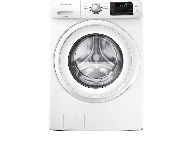 4 2 Cu Ft Front Load Washer In White