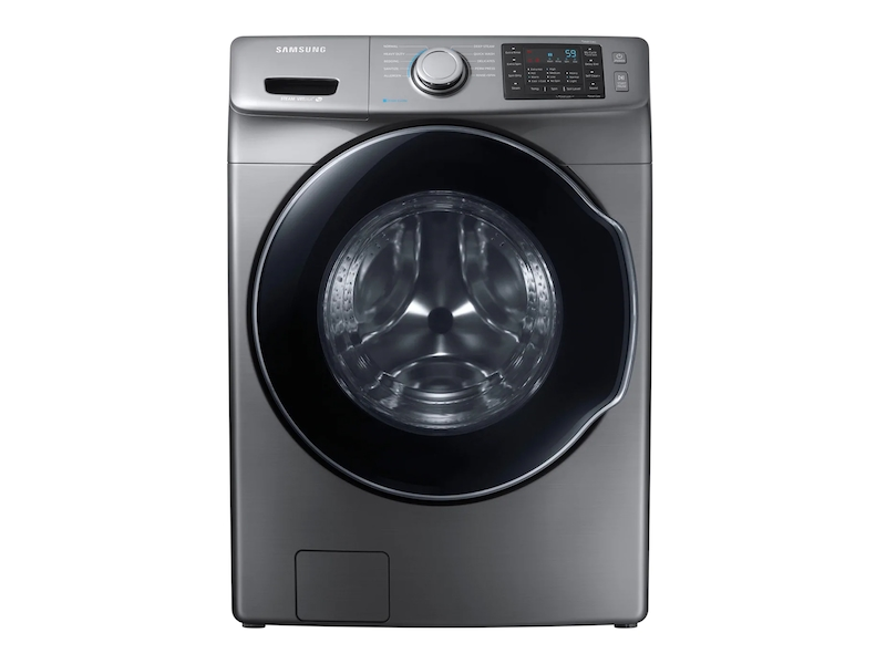 WF5500 4 5 cu  ft  Front Load Washer