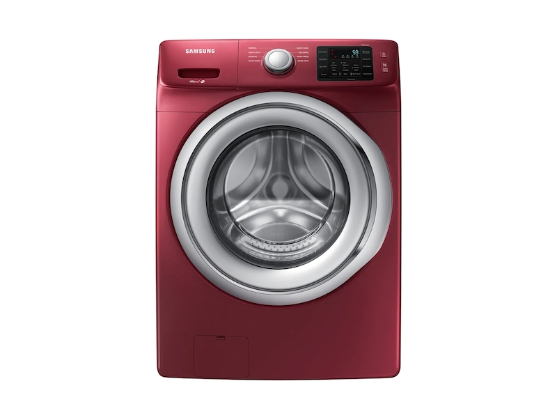4 5 Cu Ft Front Load Washer With