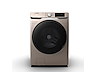 Thumbnail image of 4.5 cu. ft. Front Load Washer with Steam in Champagne
