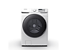 Thumbnail image of WF6100 4.5 cu. ft. Front Load Washer with Steam in White