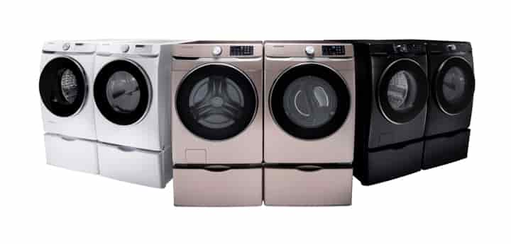 Best Washing Machines Features | Smart Washers | Samsung US