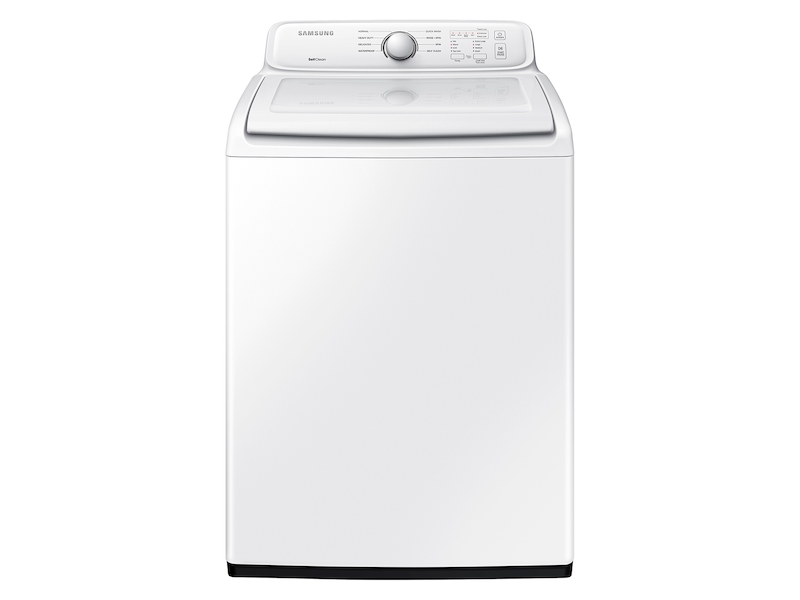 Wa3000 4 0 Cu Ft Top Load Washer With Self Clean