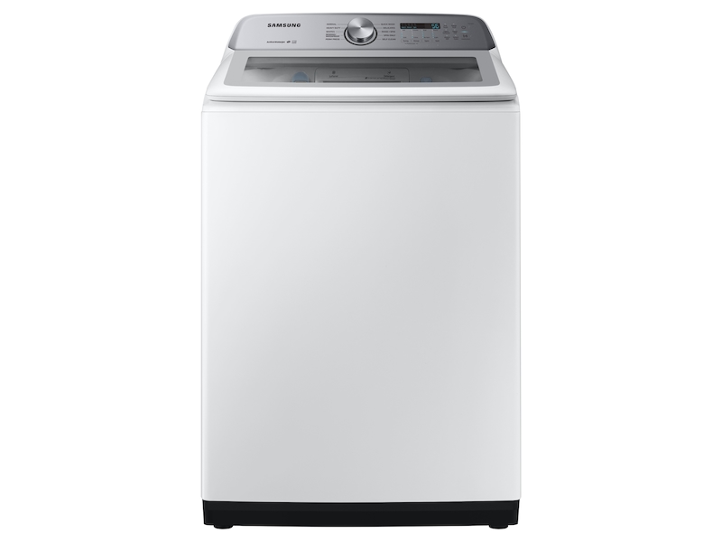 WA5200 5 0 cu  ft  Top Load Washer with Active WaterJet in White