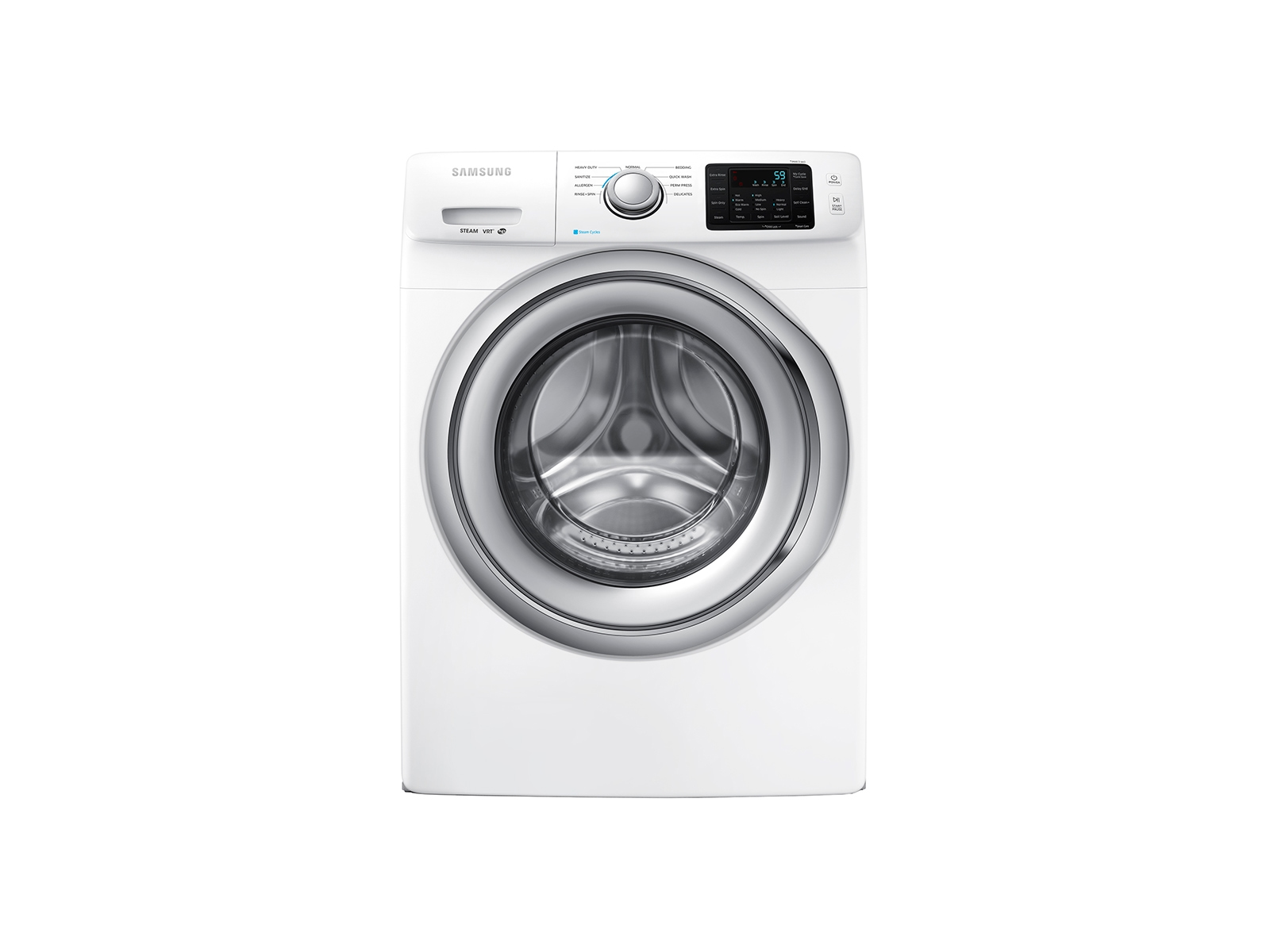 Front Load Washer Washers Wf42h5200aw A2 Samsung Us
