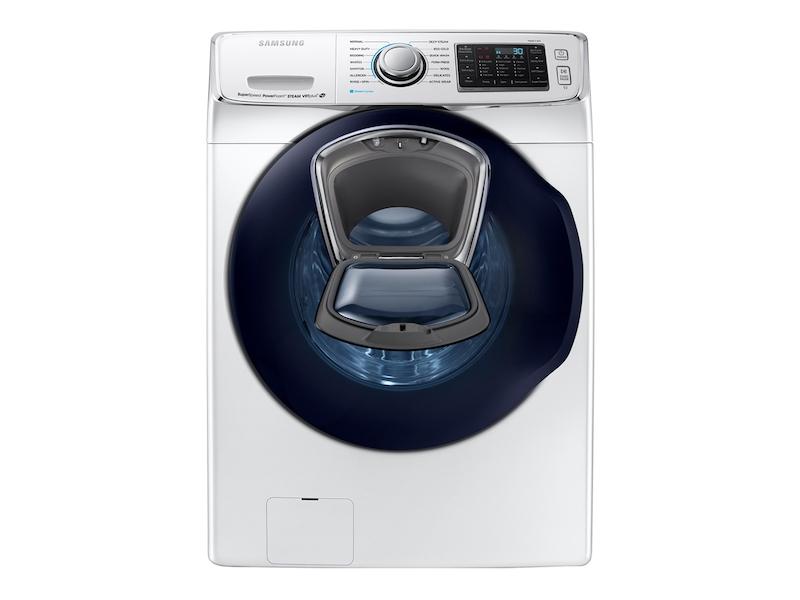 WF7500 5 0 cu  ft  AddWash™ Front Load Washer