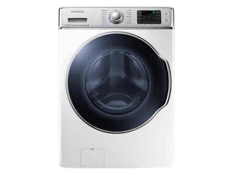 Front Load Washer With Supersd