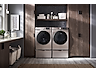 Thumbnail image of WF6300 4.5 cu. ft. Smart Front Load Washer with Super Speed in Champagne