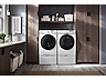 Thumbnail image of 4.5 cu. ft. Smart Front Load Washer with Super Speed in White