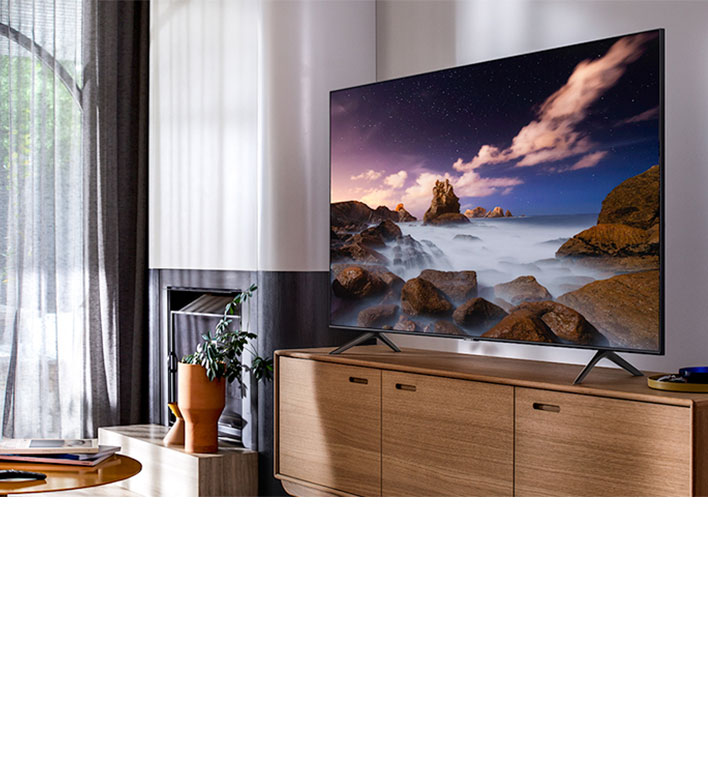 2020 QLED TVs starting at less than $15/mo