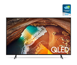 Save up to 50% on 2019 QLED 4K TVs