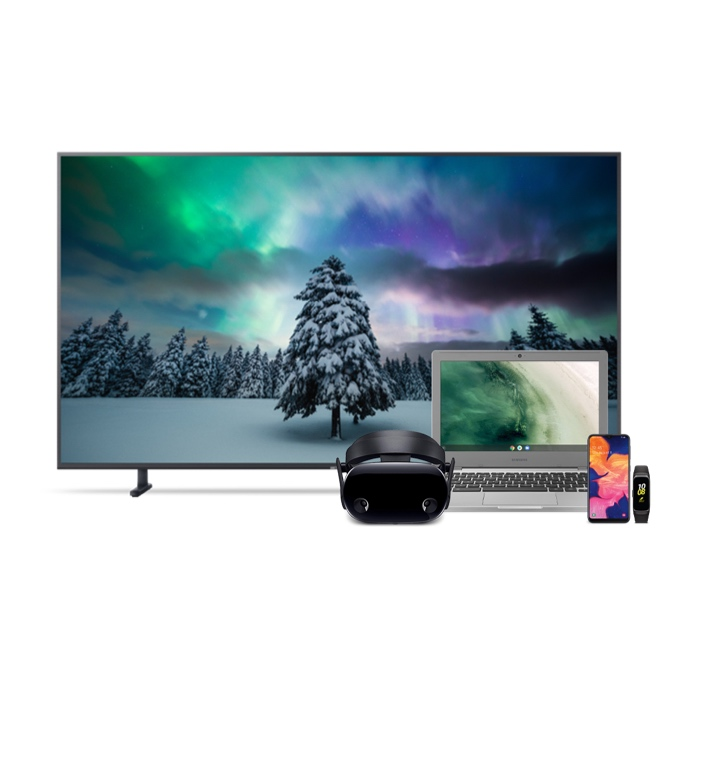 Get up to $200 in instant Samsung <br>credit with eligible TV purchase.<sup>g</sup>