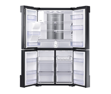 Save up to $1,400 on<br> Family Hub™ Refrigerators