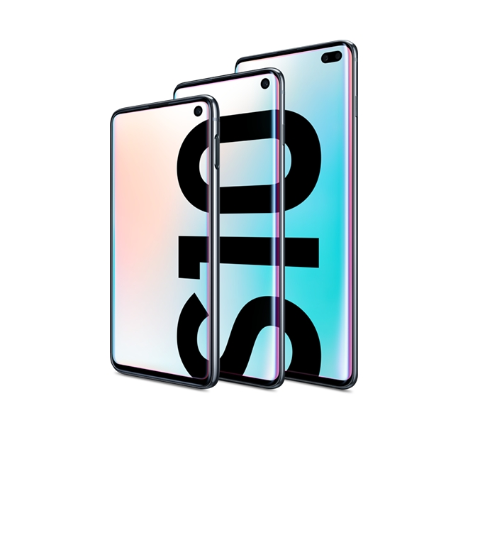 Get a Galaxy S10 starting at  $500 or $13.89/mo for 36 mos<sup>⊕</sup>