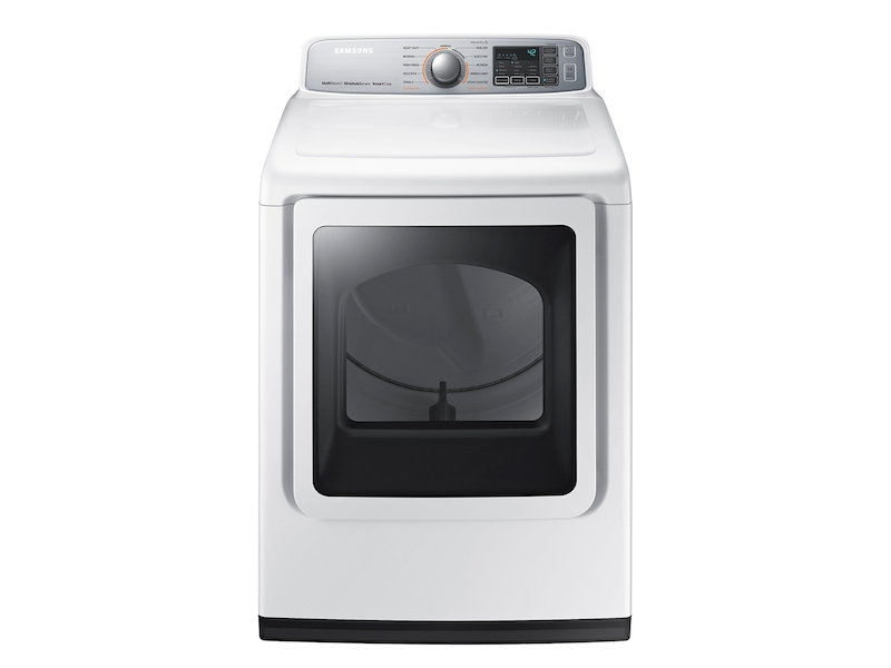 Electric Dryer Dryers Dve50m7450w A3 Samsung Us