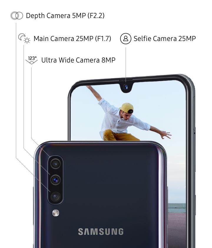 Samsung Galaxy A50 Samsung Us