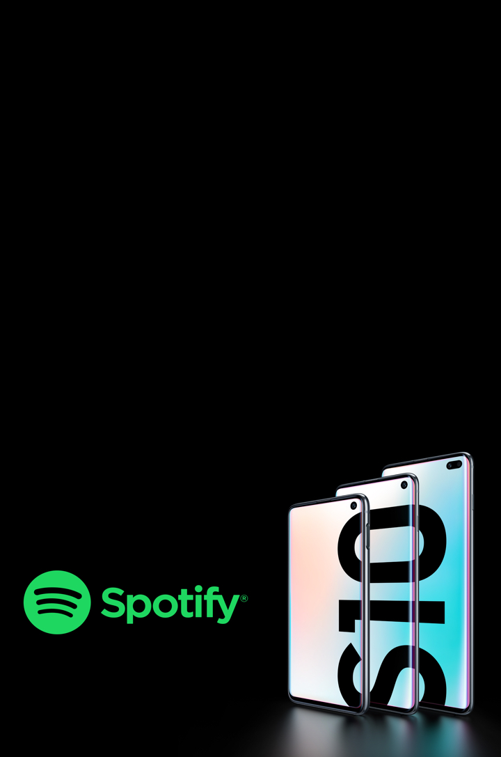 Free Spotify Premium with Samsung Galaxy S10 | Samsung US