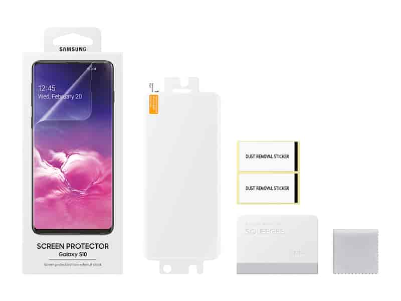 Screen Protector for Galaxy S10